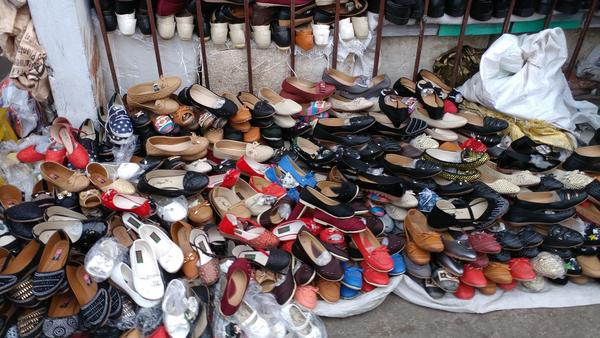 Shoes South Asia